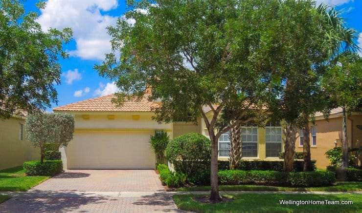 Buena Vida Homes for Sale in Wellington Florida - Buena Vida Real Estate