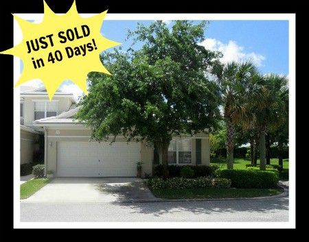 Lantern Key Villa SOLD! 4965 Southard Street, Lake Worth, Florida 33463