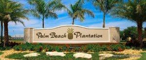 Palm Beach Plantation Royal Palm Beach Florida Real Estate and Homes for Sale