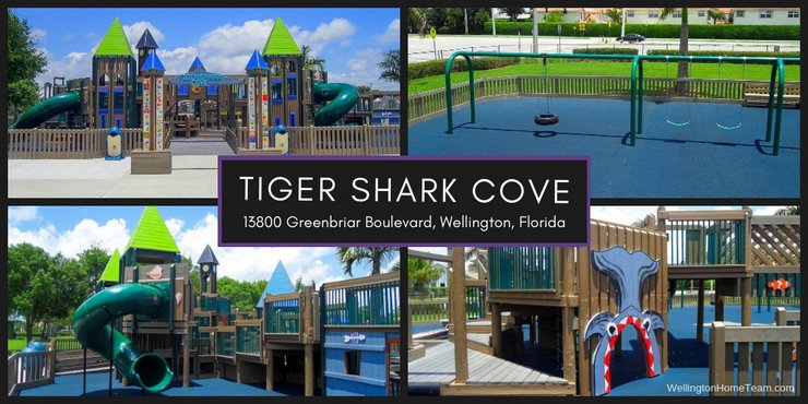 Tiger Shark Cove Wellington Florida Real Estate