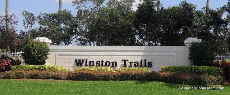 Winston Trails Lake Worth Florida Real Estate and Homes for Sale