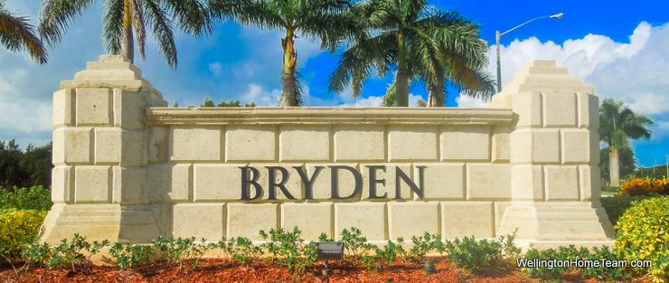 Bryden Village at Olympia Homes for Sale in Wellington Florida