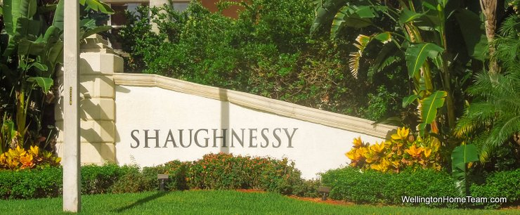 Shaughnessy Village at Olympia Homes for Sale in Wellington Florida