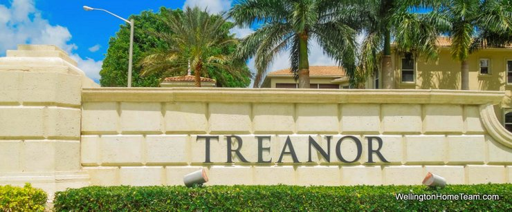 Treanor Village at Olympia Homes for Sale in Wellington Florida
