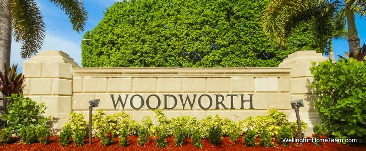Woodworth Village at Olympia Homes for Sale in Wellington Florida