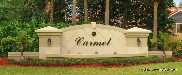 Carmel at Grand Isles Homes for Sale in Wellington FL