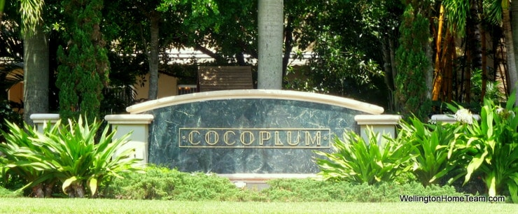 CocoPlum Lake Worth Florida Real Estate and Homes for Sale