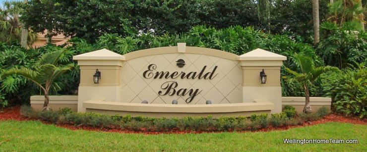 Emerald Bay at Grand Isles Homes for Sale in Wellington Florida
