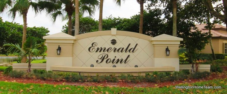 Emerald Pointeat Grand Isles Homes for Sale in Wellington Florida