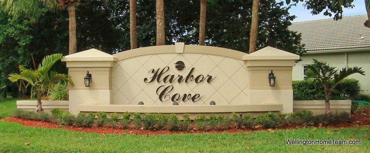 Harbor Cove at Grand Isles Homes for Sale in Wellington Florida