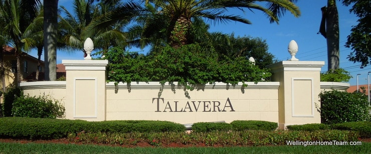 Talavera Lake Worth Florida Real Estate and Homes for Sale