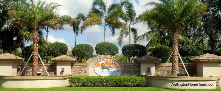 Thoroughbred Lakes Lake Worth Florida Real Estate and Homes for Sale