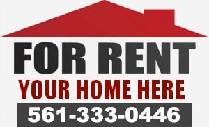 Wellington Florida Rental Agent - List your Home for Rent