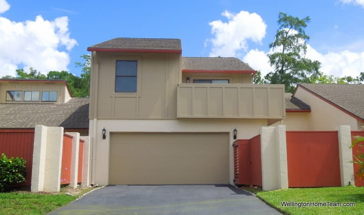 Hidden Landing Townhomes for sale in Wellington Florida - Townhomes