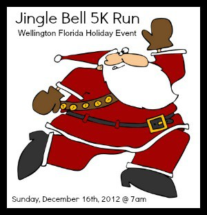 Wellington Holiday Events 5K Jingle Bell Race