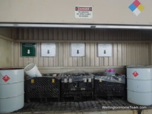 Wellington Florida Paint Disposal Drop Off Location