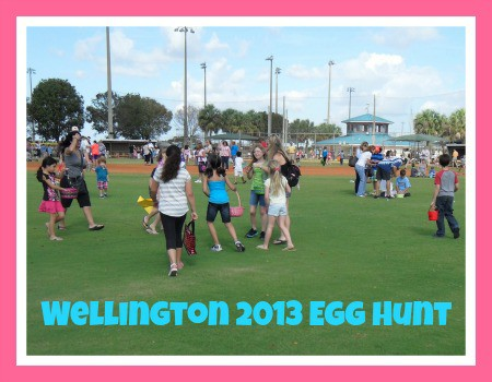 Wellington 2013 Egg Hunt