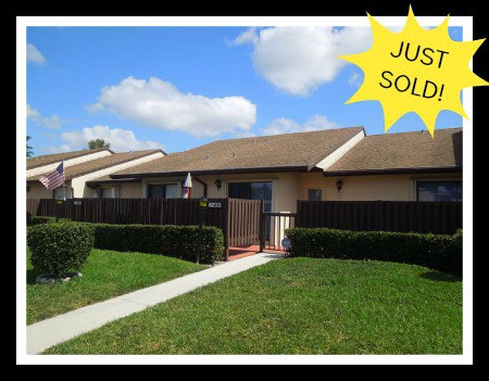 Pine Ridge North Village Villa Sold! 823 Sky Pine Way #D