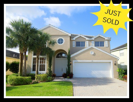 Victoria Grove Home Sold! 175 Kensington Way, Royal Palm Beach, Florida 33414