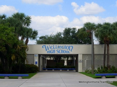 Wellington High School Wellington Florida