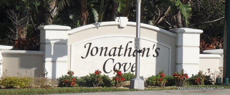 Jonathan's Cove West Palm Beach Florida Real Estate and Townhomes for Sale