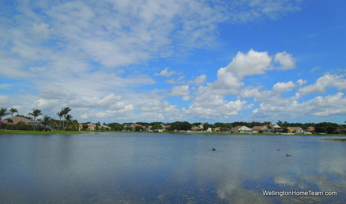 Lake Charleston Homes for Sale in Lake Worth Florida - Lake