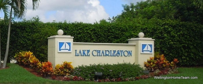 Lake Charleston Lake Worth Florida Real Estate and Homes for Sale