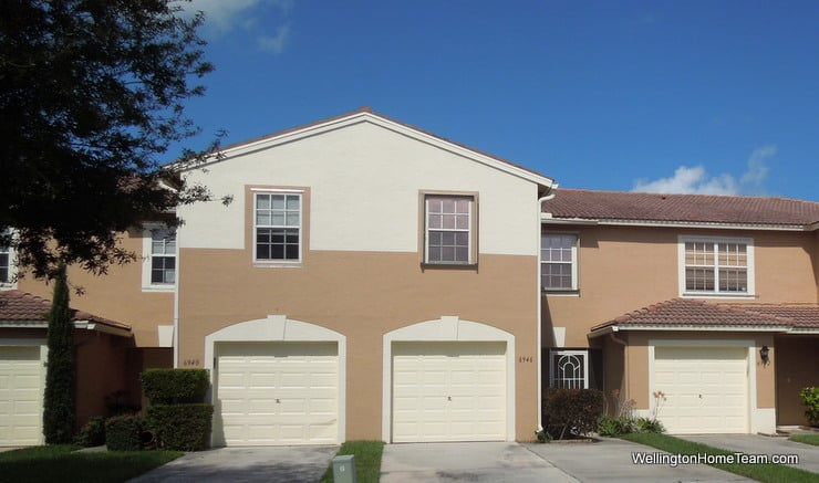 Rivermill Homes for Sale in Lake Worth Florida - Townhomes