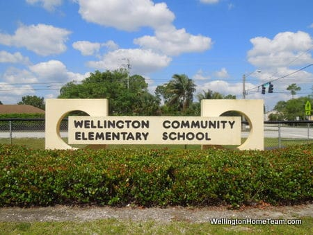 Wellington Elementary School Wellington Florida