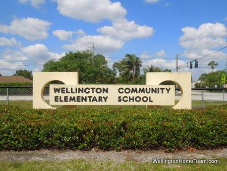 Wellington Elementary School Wellington Florida