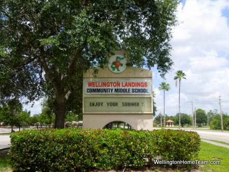Wellington Homes for Sale near Wellington Landings Middle School
