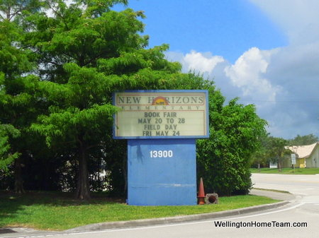 New Horizons Elementary School Wellington Florida