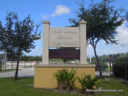 Palm Beach Central High School Wellington Florida