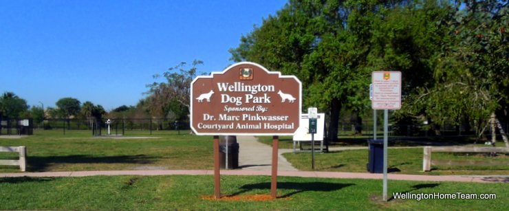 Wellington Florida Parks Wellington Dog Park