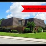 Heritage Village Townhome for Sale in West Palm Beach | Under Contract