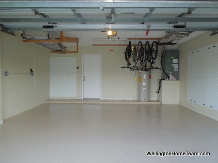 Makeover your Garage for Less than $2,000 Floor Paint