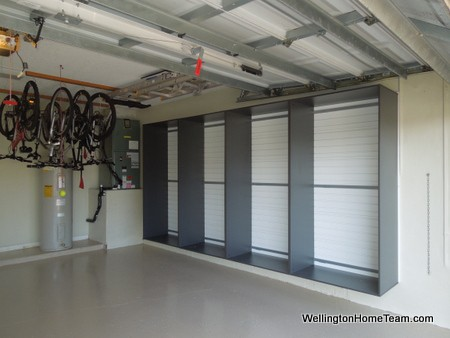 Makeover your Garage for Less than $2,000 FlowWall Cabinets