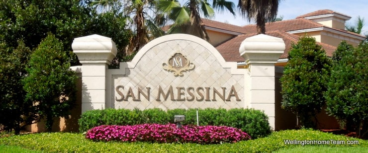San Messina Lake Worth Florida Real Estate and Homes for Sale