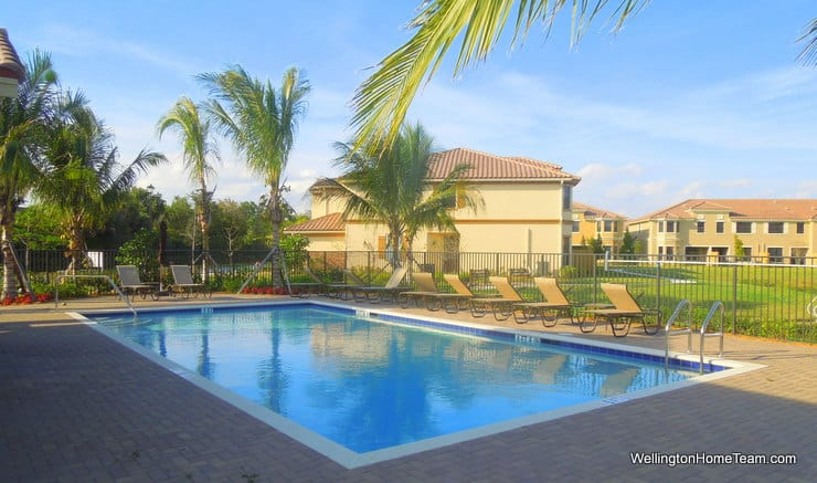 Wellington Parc Luxury Townhomes for Sale in Wellington Florida - Amenities