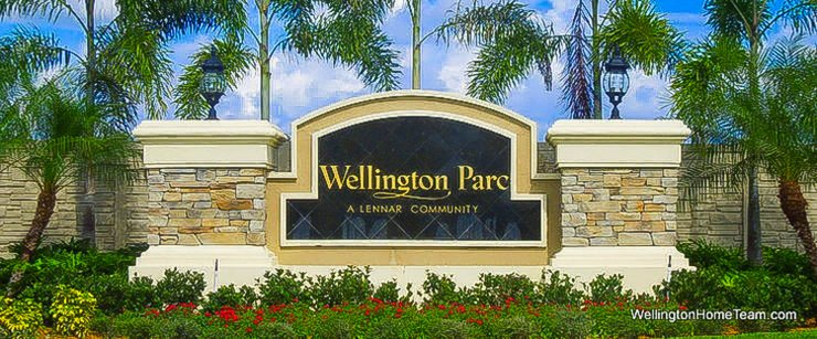 Wellington Parc Wellington Florida Real Estate Site Plan