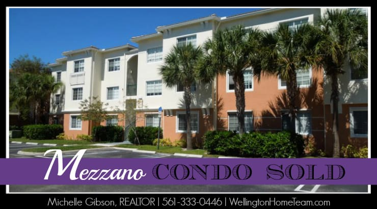Mezzano West Palm Beach Florida Condo Sold | 9887 Baywinds Drive #4208