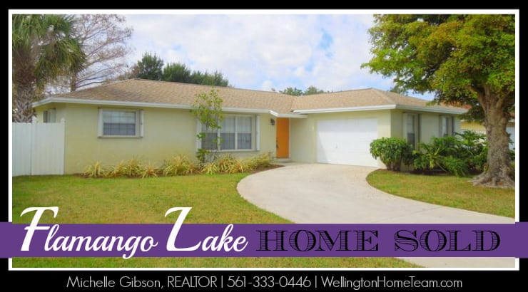 Flamango Lake Pool Home SOLD! 2670 Flamango Lake Drive