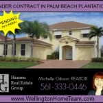 Palm Beach Plantation Home for Rent in Royal Palm Beach | Pending
