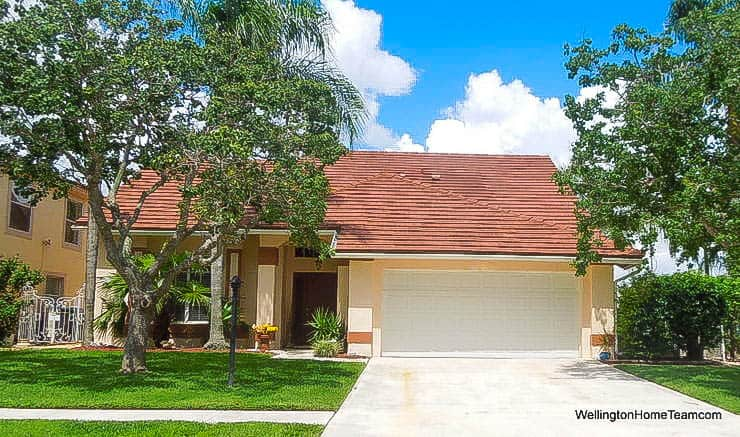 Lake Point Homes for Sale in Wellington Florida - Single Family Homes