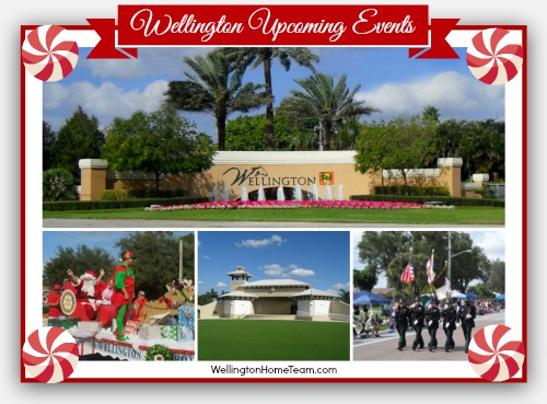 Wellington Florida Upcoming December Events