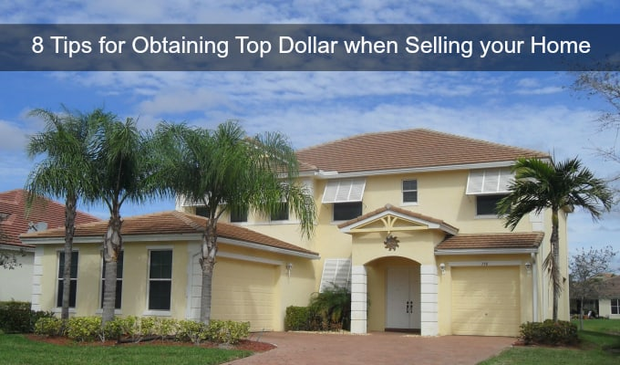 Want To Sell Your Wellington Home For Top Dollar