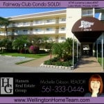 Fairway Club at Lucerne Lakes Condo Sold! 4735 Lucerne Lakes #307