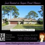 Sugar Pond Manor Home RENTED! 13548 Exotica Lane