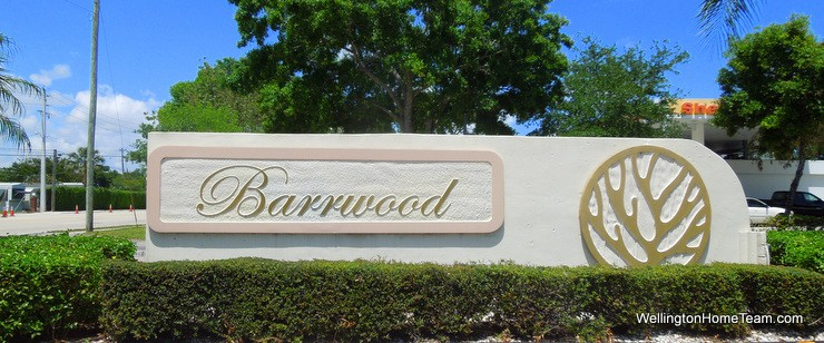 Barrwood Townhome for Sale in Boynton Beach Florida - 8845 Andy Ct A, Boynton Beach, Florida 33436