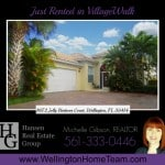 VillageWalk Home RENTED! 8072 Jolly Harbour Court